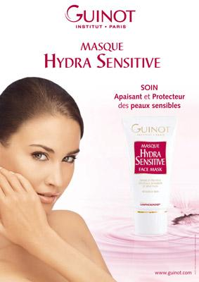 actu masque hydra sensitive